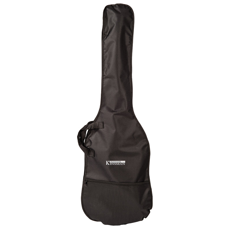 Encore E4 Bass Guitar Pack ~ Black