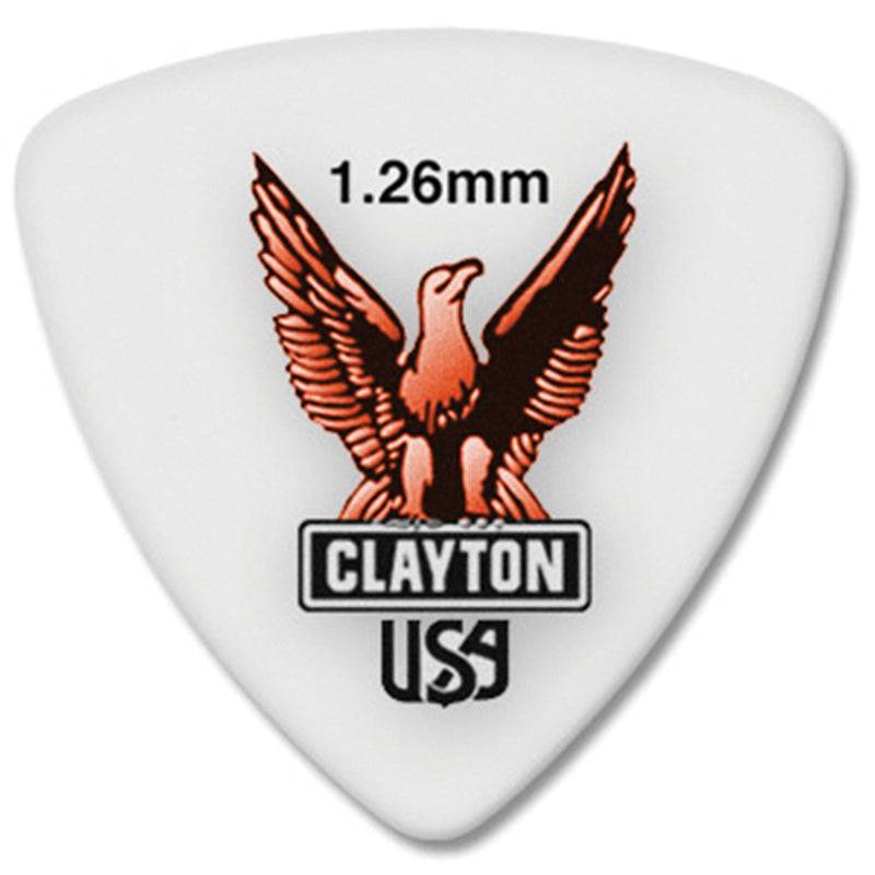 Clayton Rounded Triangle 1.26mm (72 Pack)