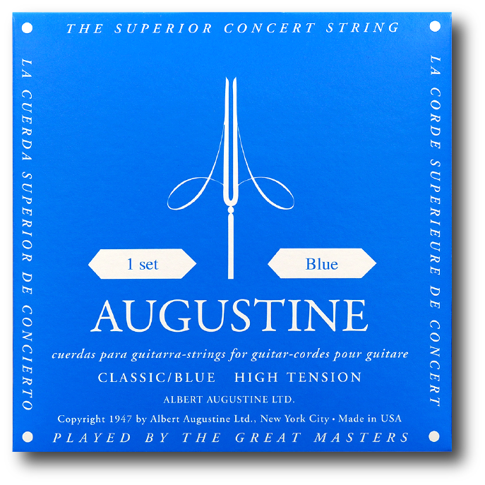 Augustine Classic Blue String Set