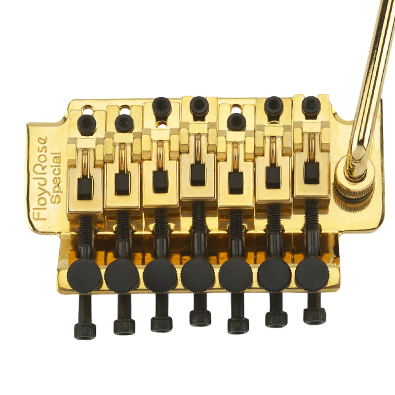 Floyd Rose Special Tremolo System ~ 7-String Gold