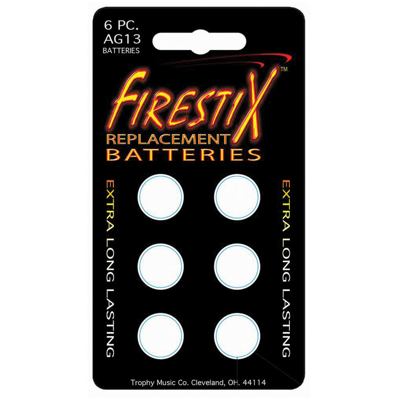 Firestix Replacement Batteries ~ Pack of 6