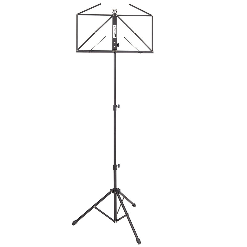 Kinsman Deluxe Music Stand + Bag ~ Black