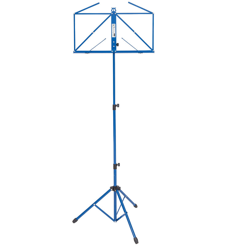 Kinsman Deluxe Music Stand + Bag ~ Blue