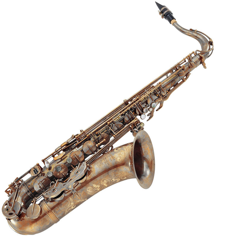 P. Mauriat System-76 2nd Edition Tenor Sax ~ Un-lacquered