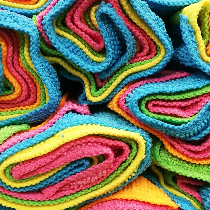 What Makes Microfibre So Effective For Cleaning?
