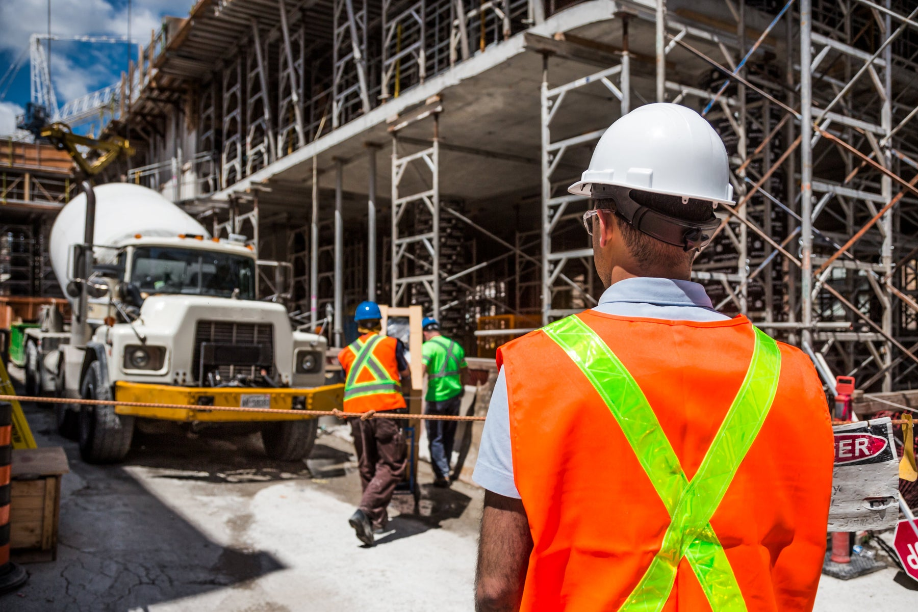 COVID-19 Construction Site Health & Safety Policy Template