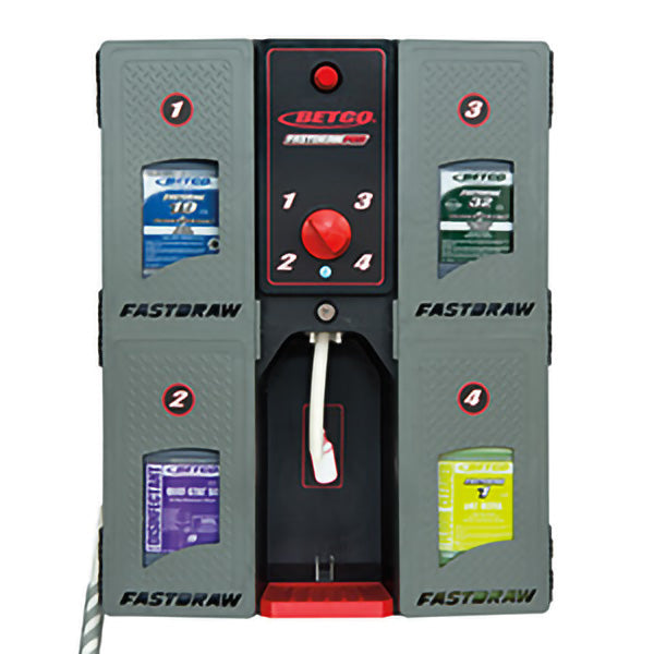 BETCO FASTDRAW PRO® (ACTION GAP) CHEMICAL MANAGEMENT SYSTEM