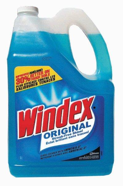 WINDEX GLASS CLEANER – 5 L