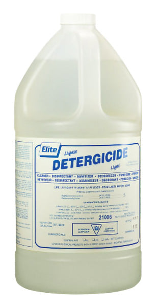 DETERGICIDE MULTI-PURPOSE DISINFECTANT – 3,78 L (4/case)