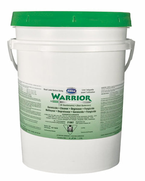 WARRIOR FUNGICIDE DISINFECTANT CLEANER – 18,9 L
