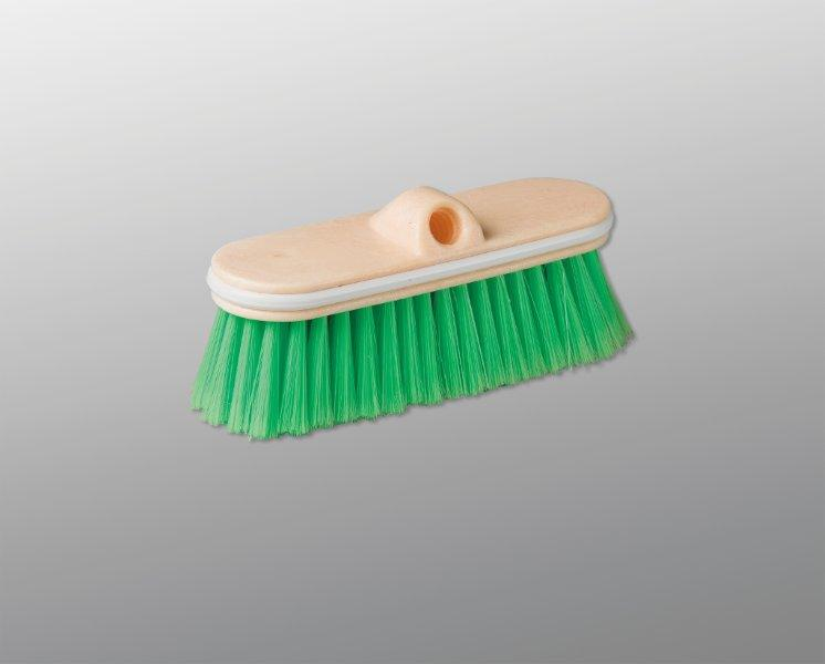 M2 10″ GREEN WASH BRUSH w/VINYL BUMPER – HEAD (10/case)