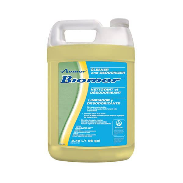AVMOR BIOMOR CLEANER & DEODORIZER – 3.78L, (4/case)