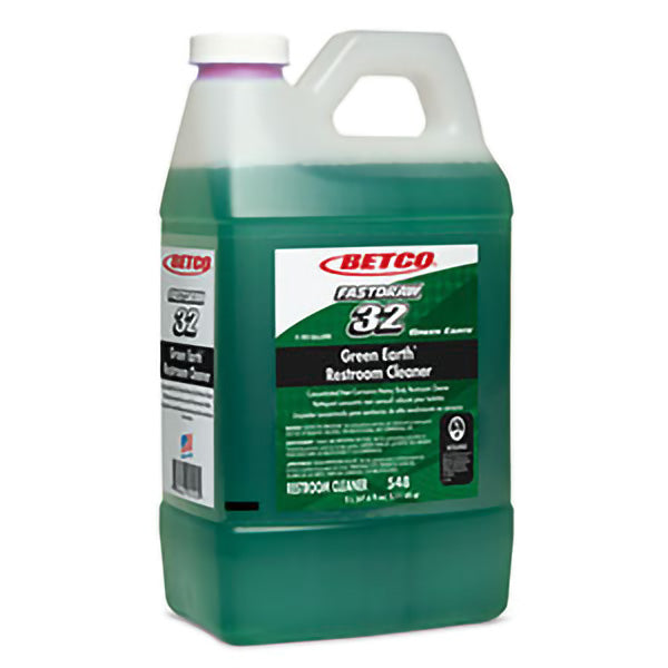 BETCO FASTDRAW 32 GREEN EARTH® RESTROOM CLEANER – 2L (4/case)