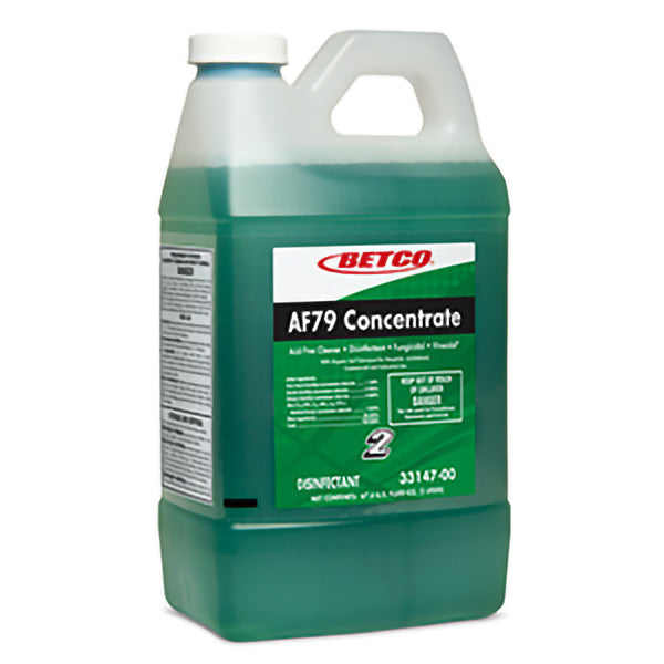 BETCO FASTDRAW 2 AF79 CONCENTRATE CLEANER/DISINFECTANT – 2L, (4/case)