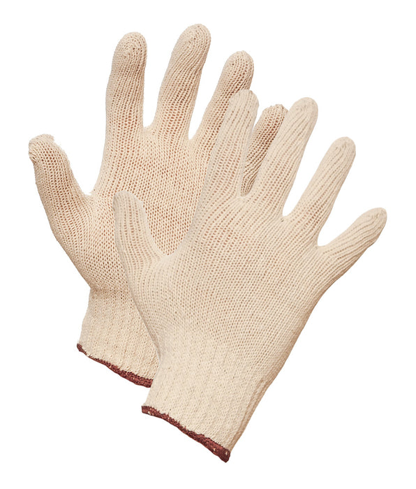 ECONOMY STRING KNIT GLOVE – X-LARGE (25dz/case)