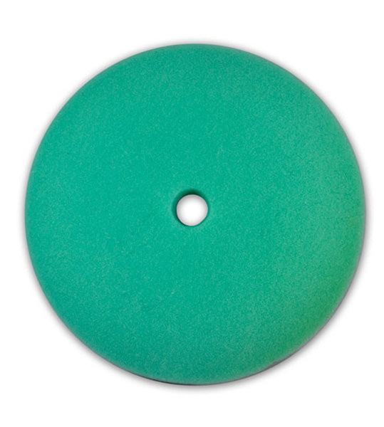 8 1/2″ GREEN FOAM LIGHT CUT VEHICLE POLISHING PAD