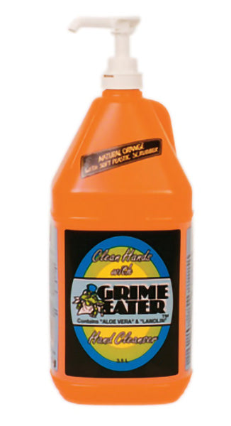 GRIME EATER NATURAL ORANGE LOTION w/PUMICE – 3,5L (4/case)
