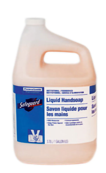 65566 SAFEGUARD ANTIBACTERIAL HAND SOAP – 3,78L (2/case)