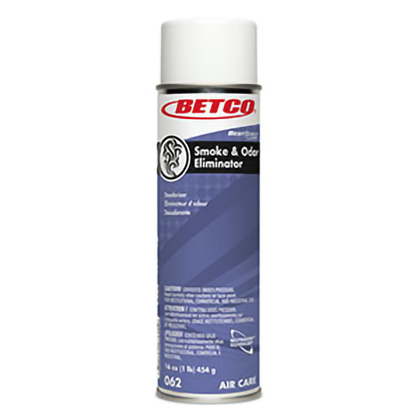 BETCO BEST SCENT SMOKE & ODOR AEROSOL – 454g, (12/case)