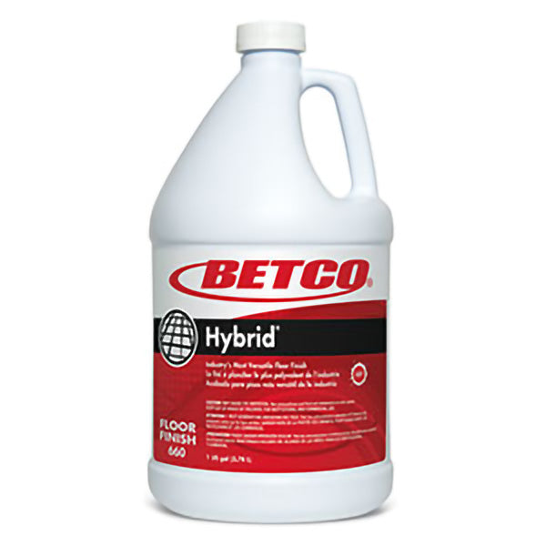 BETCO HYBRID FLOOR FINISH – 4L (4/case)