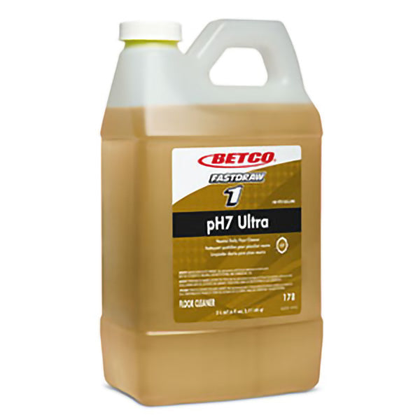 BETCO FASTDRAW 1 ph7 ULTRA NEUTRAL FLOOR CLEANER – 2L, (4/case)