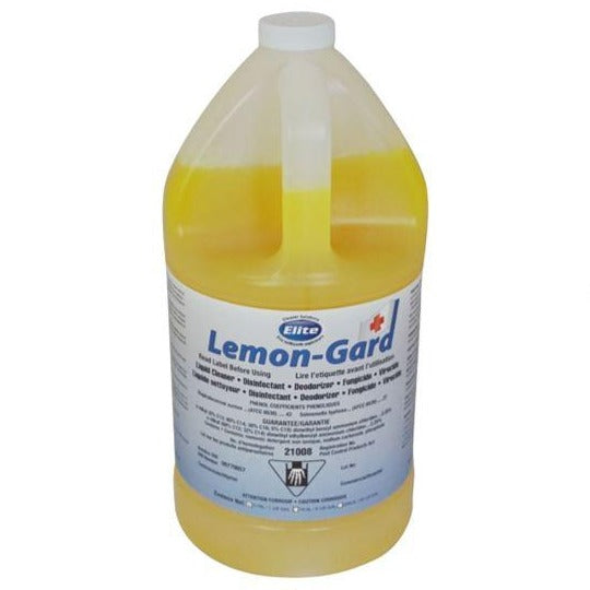 LEMON GARD HD GERMICIDAL HARD SURFACE CLEANER – 3,78 L