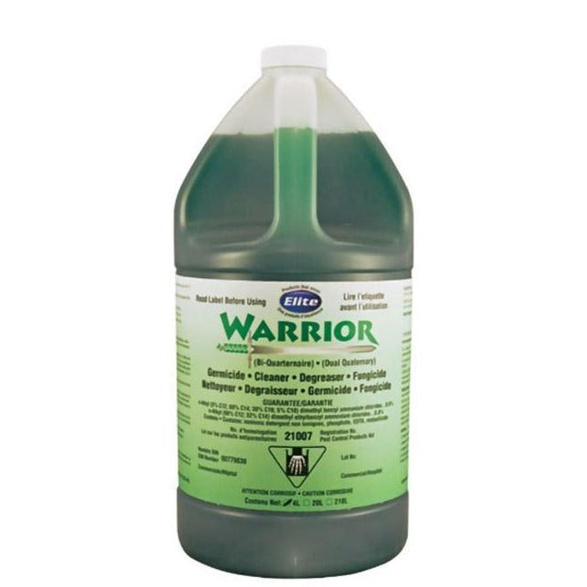 Elite Warrior Cleaner Fungicide Disinfectant Concentrate