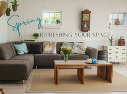 Spring | Refreshing Your Space