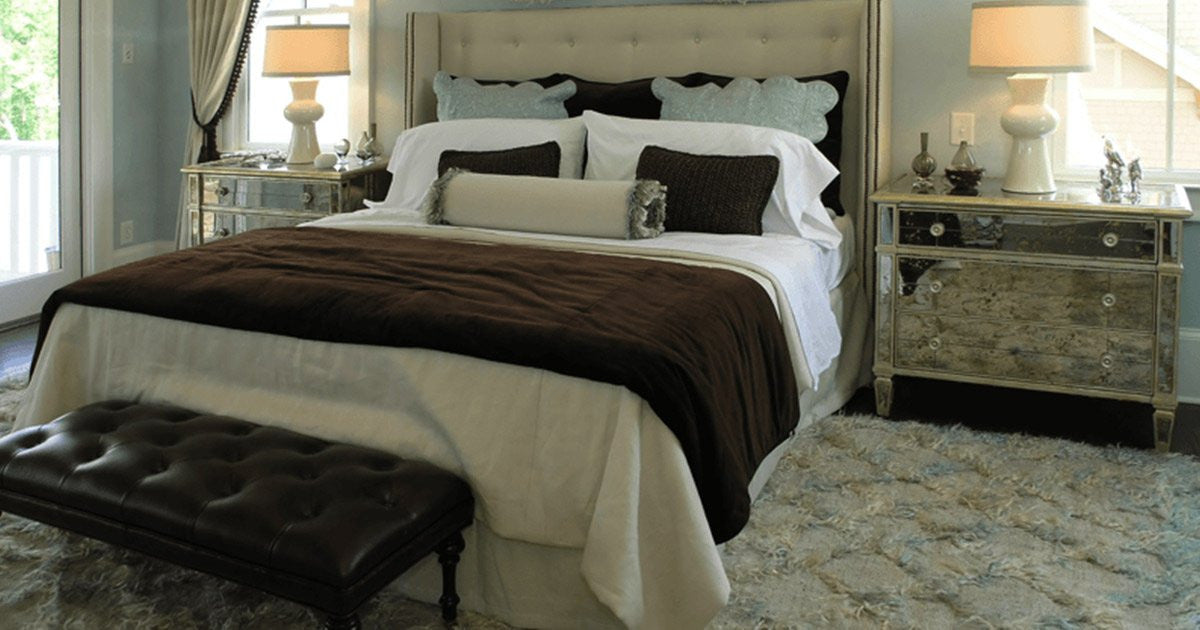Update Your Master Bedroom Today with these Five Tips