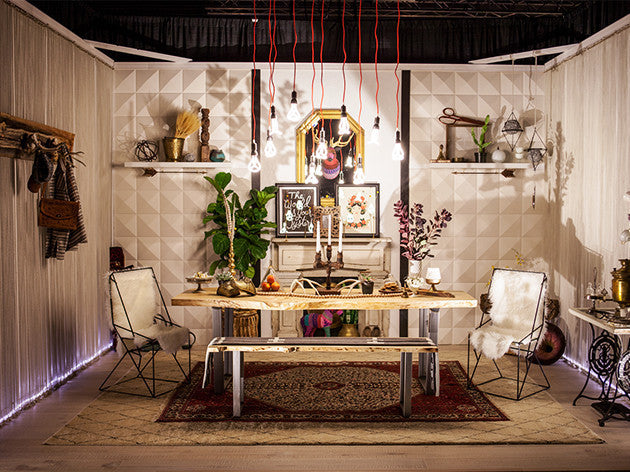 Serving Up Style Interior Design Event for Mollys Fund Fighting Lupus [VIDEO]
