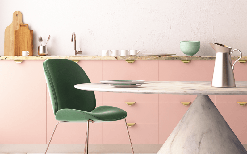 How to Use Pastels in Your Interior Design Theme