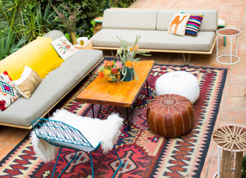 What to Look for When Purchasing An Indoor/Outdoor Rug