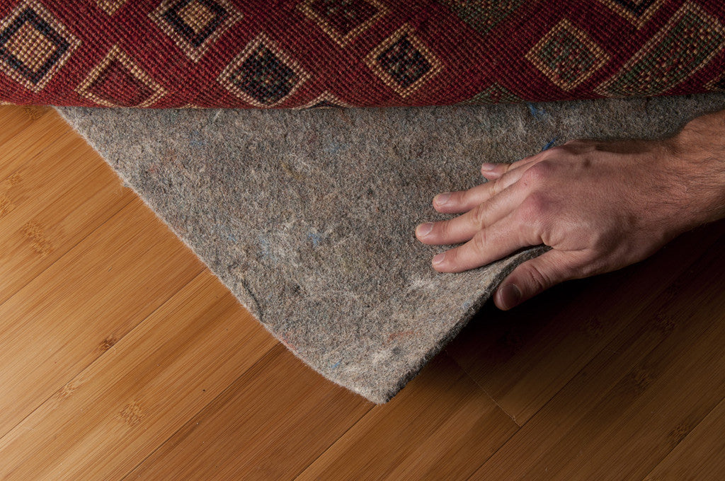 IS A RUG PAD NECESSARY?