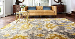 Adding Colorful Rugs to a Space