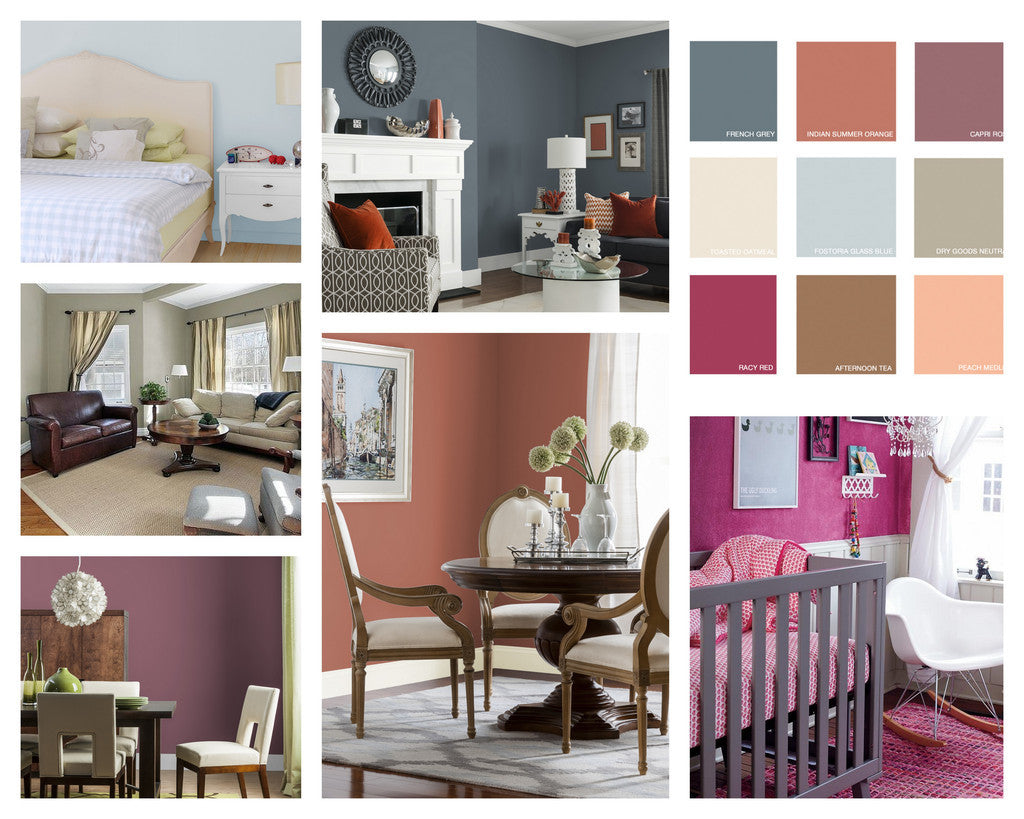 The Soft Side of Fall - A Pastel Color Palette for the Season