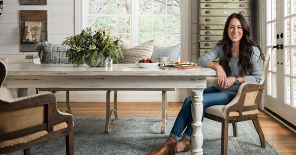 Bring the Style of Joanna Gaines to Your Home