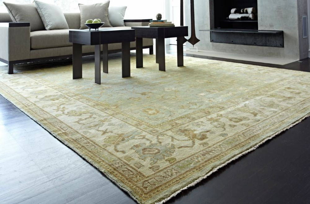 Oushak Rugs - The Perfect Complement