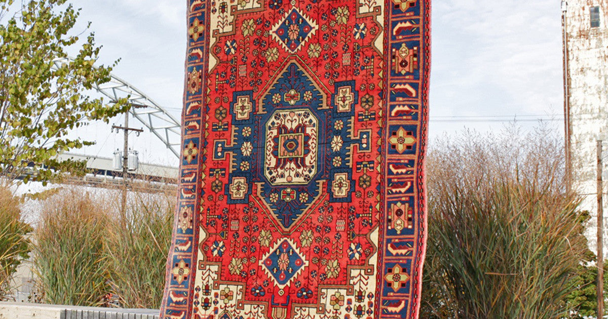 Modern History of Kazak Rugs | Standing the Test of Time