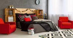 Love is in the Air and our Homes: Decorating with Red