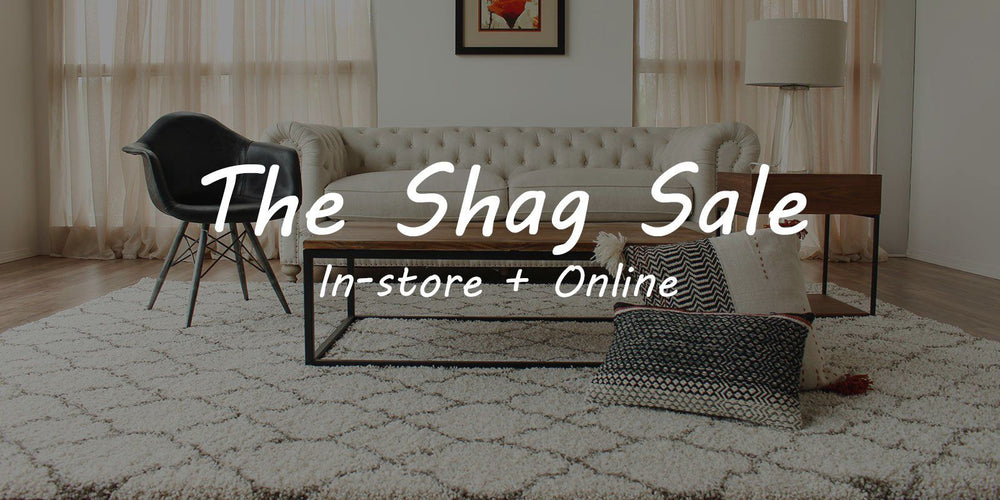 Shaggy Rugs | Shag Area Rugs - NW Rugs & Furniture