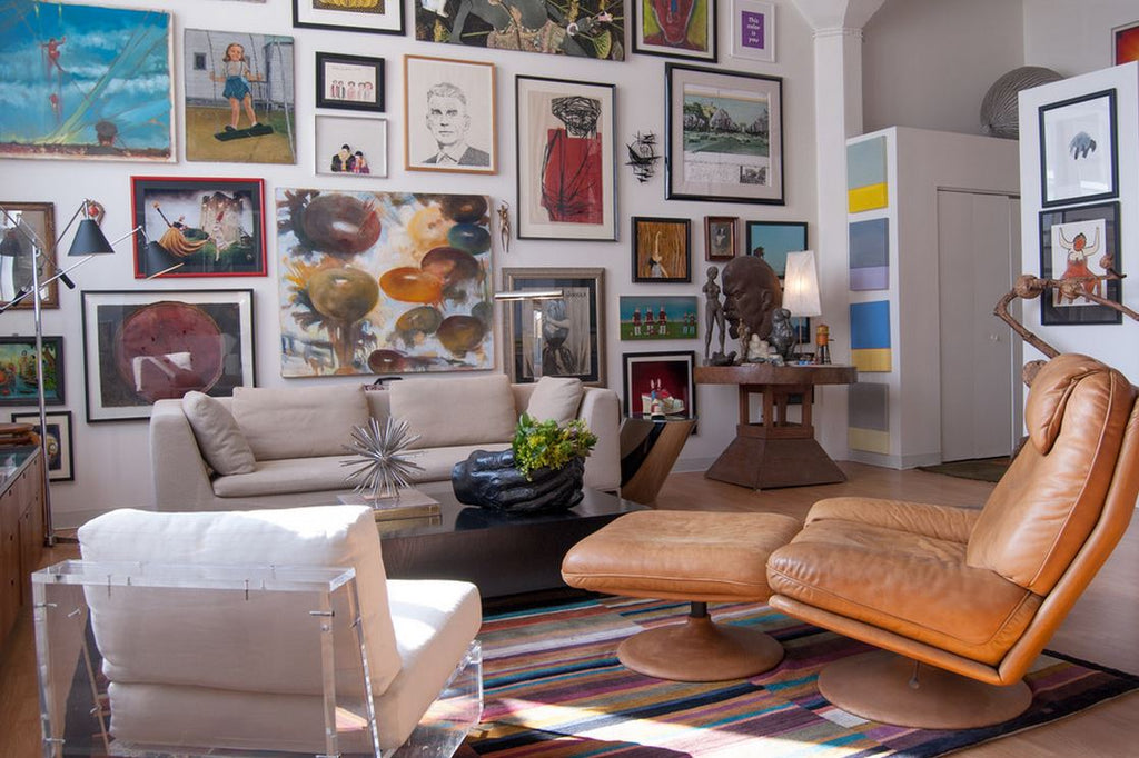ART Even The Smallest Piece Of Art Can Inspire Design An Entire Room Here Are Some Things To Keep In Mind