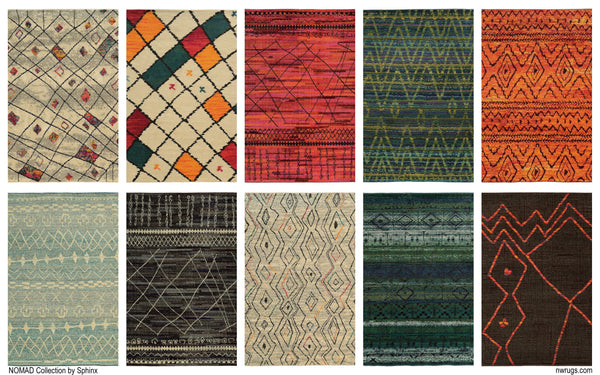Nomad An Award Winning Rug Collection From Oriental