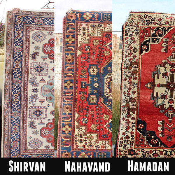 Different Types of Kazak Rugs