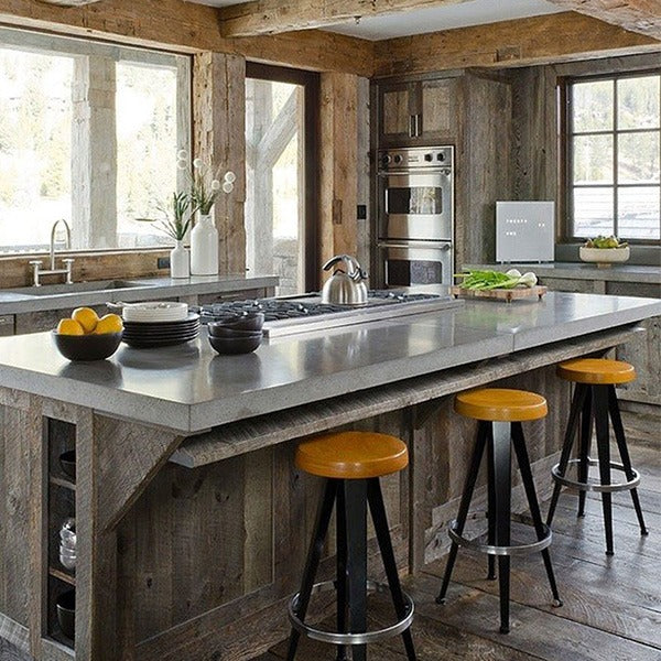 Rustic Transitional