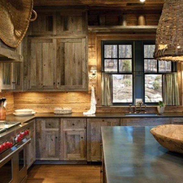 Rustic Traditional