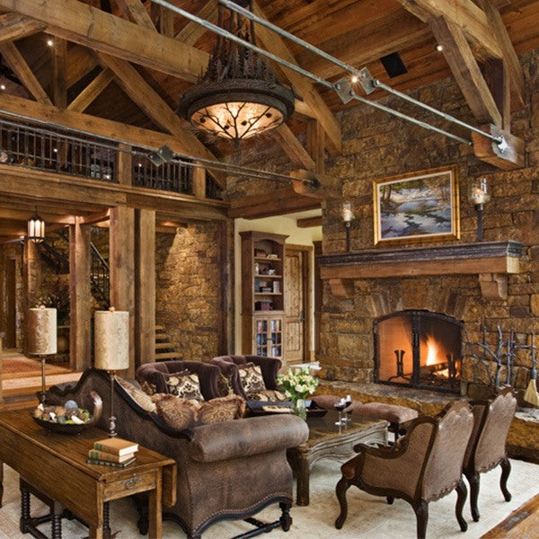 Rustic Traditional. Goods Home Design