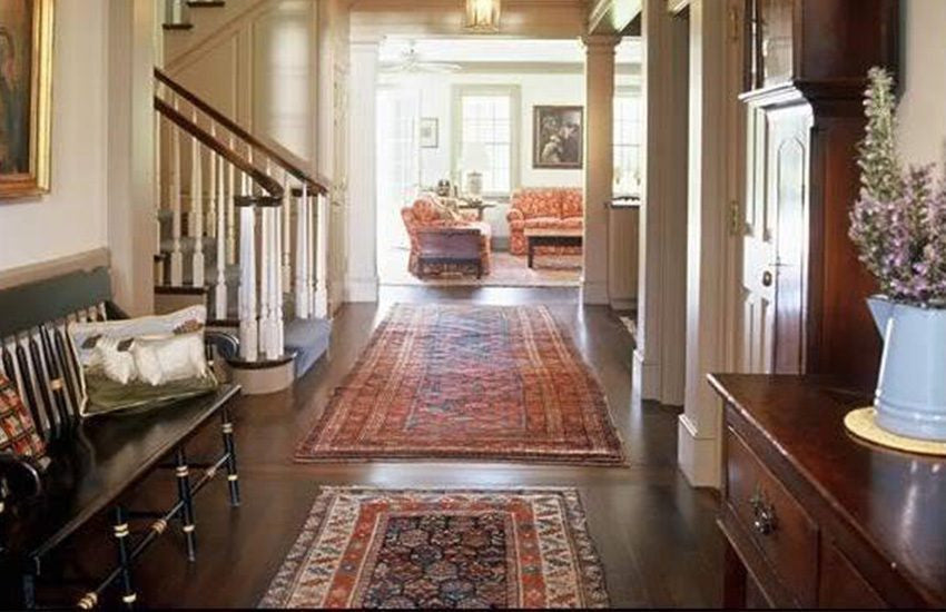 Foyer Rug Rules : Top area rug tips decorating with rugs nw furniture
