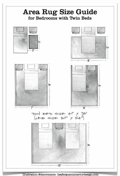 Bedroom Size Guide 3 Part 81