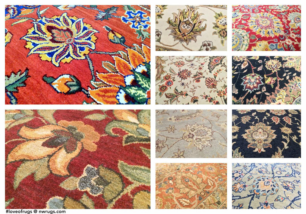The Palmette As Decoration In Rug Design Rugs And