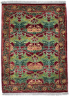 INDO, MORI D, Burgundy / Burgundy (Rectangle) , Area Rugs, Discount Rugs, Cheap Rugs